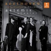 Beethoven String Quartets Op.130 si bémol majeur & Op.133 (Grande Fugue) by Artemis Quartet
