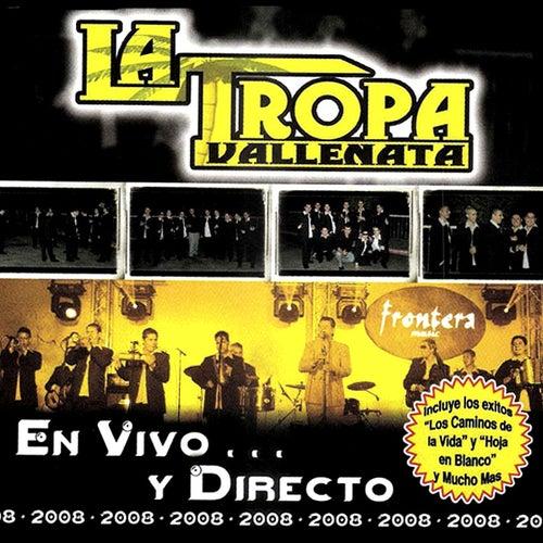 Play & Download En Vivo Y Directo by La Tropa Vallenata | Napster