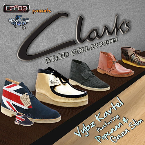 Clarks Mad Collab Riddim by VYBZ Kartel