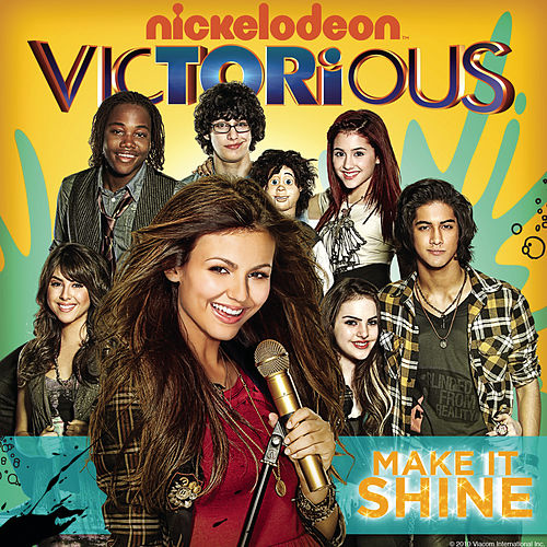 Play & Download Make It Shine (Victorious Theme) by Victorious Cast | Napster