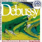 Play & Download Debussy:  Prélude a l´apres-midi d´un faun, Images, Jeux - poeme dansé, Dances for Harp and String Orchestra by Various Artists | Napster