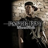 News Flash by Paperboy