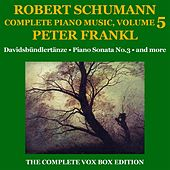 Play & Download Schumann: Piano Music (Complete), Volume V by Peter Frankl | Napster