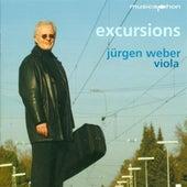 Violin Recital: Weber, Jurgen - Krenek, E. / Penderecki, K. / Klein, G. / Persichetti, V. / Bloch, E. / Bartos, J.Z. / Adler, S. (Excursions) by Jurgen Weber
