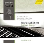 Schubert: Piano Works, Vol. 4 by Gerhard Oppitz
