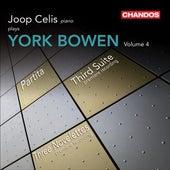 Bowen: Piano Works, Vol. 4 by Joop Celis