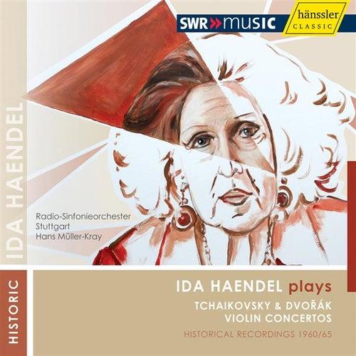 Ida Haendel plays Tchaikovsky & Dvorak by Ida Haendel