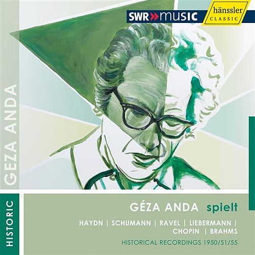 Play & Download Geza Anda plays Solo Recitals (1950-1955) by Geza Anda | Napster