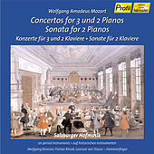 Play & Download Mozart: Concertos for 3 and 2 Pianos / Sonata for 2 Pianos by Wolfgang Brunner | Napster