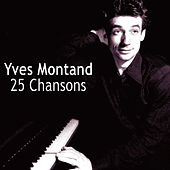 25 Chansons by Yves Montand