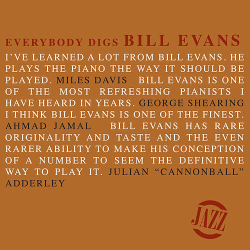 Play & Download Everybody Digs Bill Evans by Bill Evans | Napster