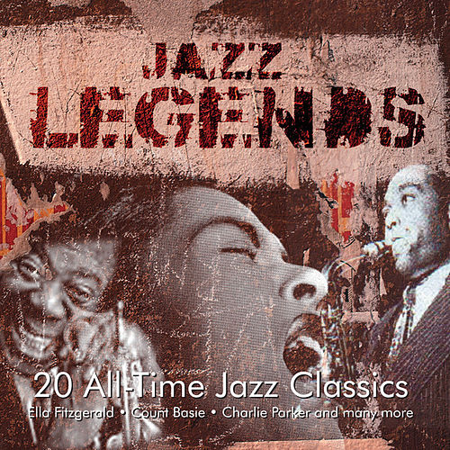 Play & Download Jazz Legends by Various Artists | Napster