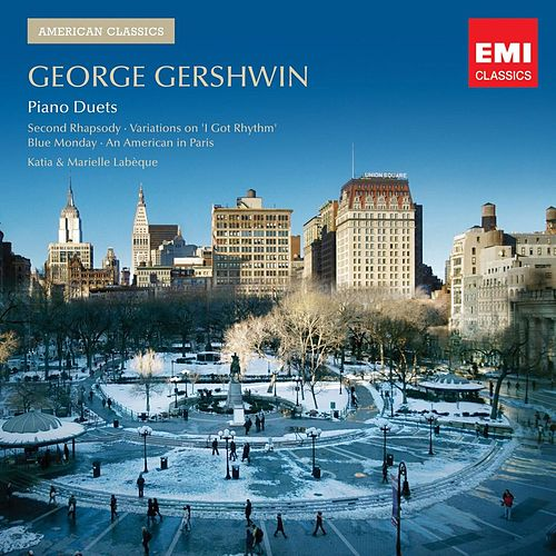 Gershwin: Piano Music by Marielle Labeque
