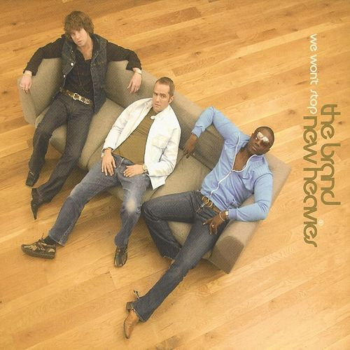 Play & Download We Won't Stop by Brand New Heavies | Napster
