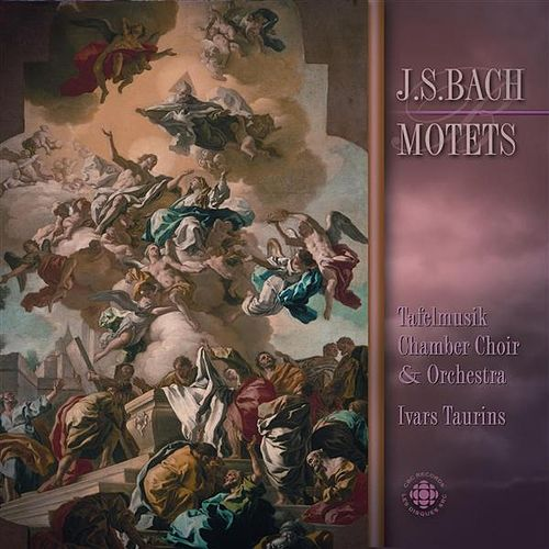 Bach: Motets Bwv 225-230 by Ivars Taurins