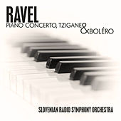 Ravel: Piano Concerto, Tzigane, Pavane and Boléro by Various Artists