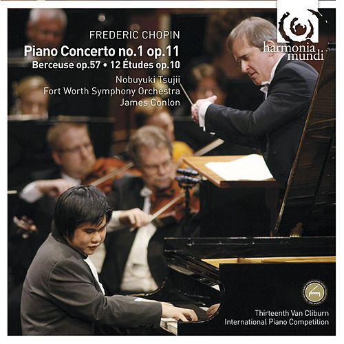 Chopin: Piano Concerto No. 1 by Nobuyuki Tsujii