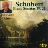 Sviatoslav Richter plays Schubert Sonatas 19 & 21 by Sviatoslav Richter