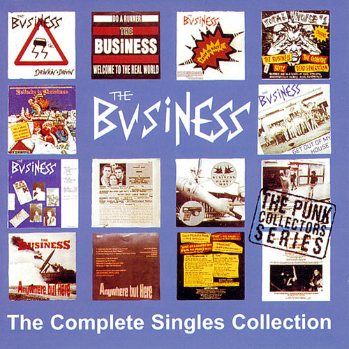 The Complete Singles Collection by The Business