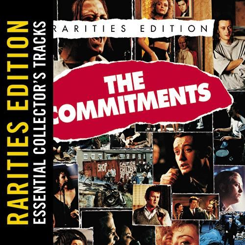 The Commitments (Rarities Edition) by Various Artists