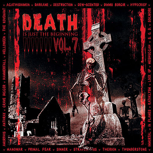 Play & Download Death ... is just the beginning Vol.7 by Various Artists | Napster