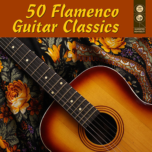 50 Flamenco Guitar Classics by Various Artists