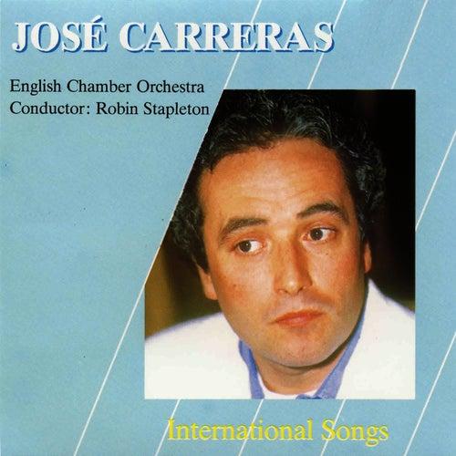 Spanish Songs by José Carreras