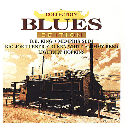 Groovers Collection: Blues Edition by Various Artists