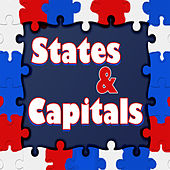 States And Capitals by Kidzup
