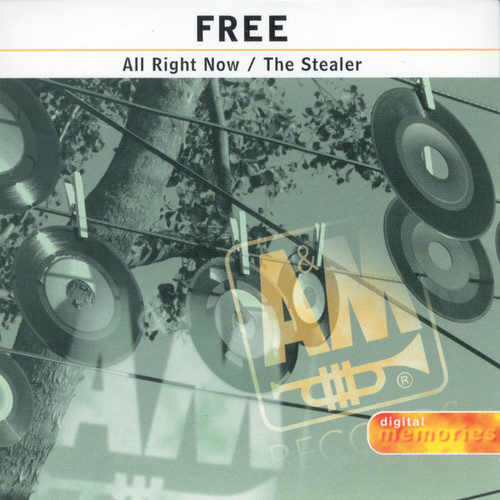 All Right Now/The Stealer by Free