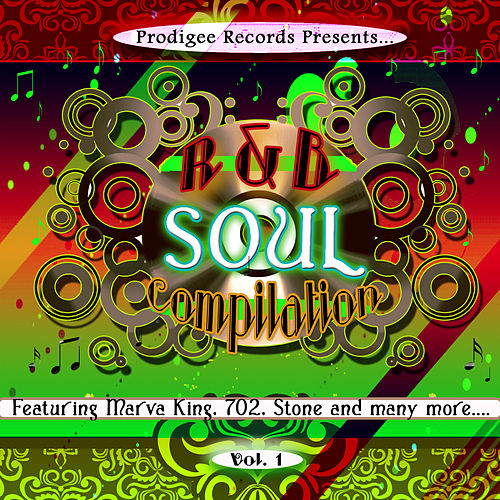 R&B Soul Compilation Vol. 1 by Various Artists