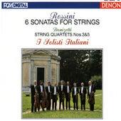 Play & Download Rossini & Donizetti: Sonatas and String Quartets by I Solisti Italiani | Napster