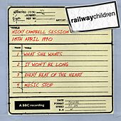 Play & Download Nicky Campbell Session (18th April 1990) by Railway Children | Napster