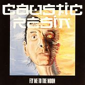 Fly Me to the Moon by Caustic Resin