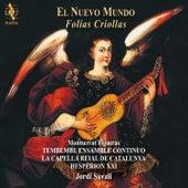 Play & Download El Nuevo Mundo by Hespèrion XXI | Napster