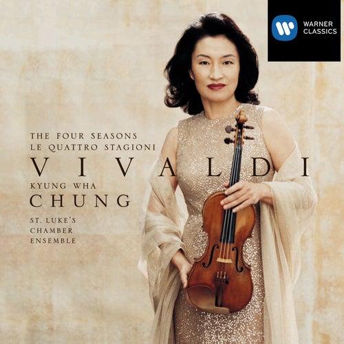 Play & Download Vivaldi: The Four Seasons by Saint Luke's Chamber Ensemble | Napster