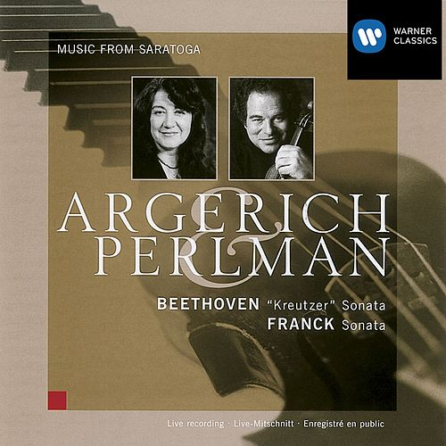 Play & Download Beethoven: Violin Sonata Op.47 / Franck: Violin Sonata by Itzhak Perlman | Napster