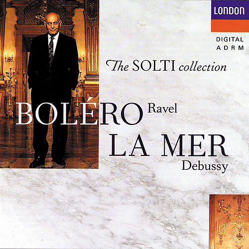 Play & Download Ravel: Bolero//Debussy:Le Tombeau de Couperin/La Mer by Chicago Symphony Orchestra | Napster