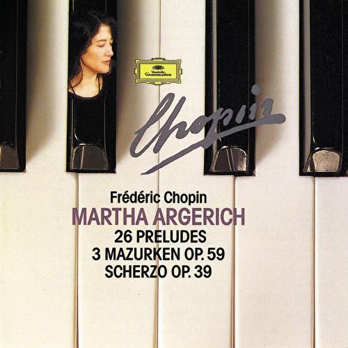 Play & Download Chopin Compact Edition 1991: 24 Préludes Op. 28; Prélude Op. 45; Prélude Op. posth.; 3 Mazurkas Op. 59; Scherzo Op. 39 by Martha Argerich | Napster