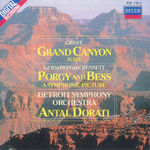 Play & Download Grofé: Grand Canyon Suite/Gershwin: Porgy & Bess by Detroit Symphony Orchestra | Napster