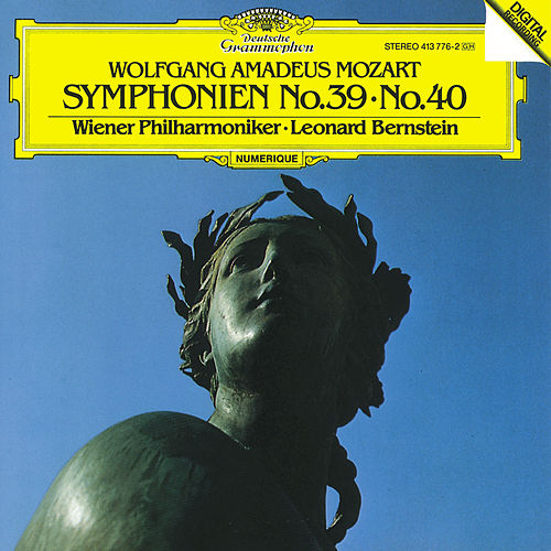 Play & Download Mozart, W.A.: Symphonies Nos.39 & 40 by Wiener Philharmoniker | Napster