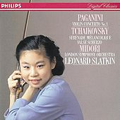 Play & Download Paganini: Violin Concerto No.1/Tchaikovsky: Sérénade mélancolique; Valse-Scherzo by Midori | Napster