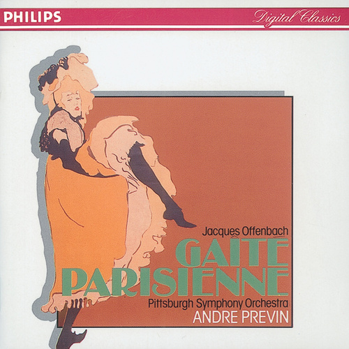 Offenbach: Gaité Parisienne by Pittsburgh Symphony Orchestra