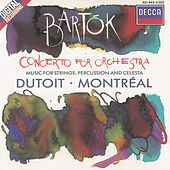 Play & Download Bartók: Concerto for Orchestra/Music for Strings, Percussion & Celesta by Orchestre Symphonique de Montréal | Napster