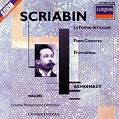 Scriabin: Le Poème de l'Extase; Piano Concerto; Prometheus by Various Artists
