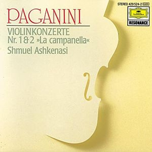 Play & Download Paganini: Concertos for Violin and Orchestra Nos. 1 & 2 by Shmuel Ashkenasi | Napster