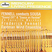 Sousa: 24 Marches by Eastman Wind Ensemble