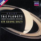 Holst: The Planets by Various Artists
