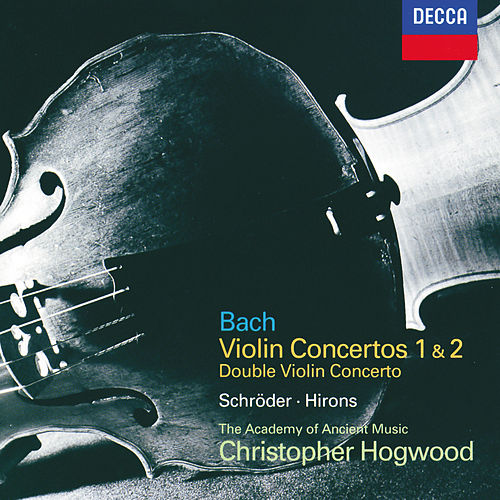 Play & Download Bach, J.S.: Violin Concertos 1 & 2 by Jaap Schröder | Napster