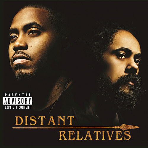 Play & Download Distant Relatives by Nas | Napster
